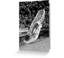 Ice Queen's Slipper Greeting Card