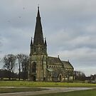 St. Mary&#x27;s Church - Studley Royal, Ripon by Kat Simmons