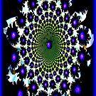 SPACE FLOWER by PatChristensen