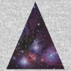hipster triangle by Lith1um