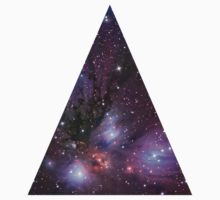 hipster triangle Kids Clothes