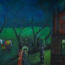 The Evening Wedding by ltruskett