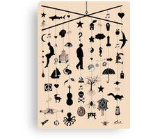 the kismet mobile Canvas Print