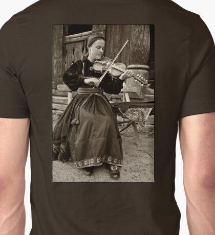 Hardanger fiddle player T-Shirt