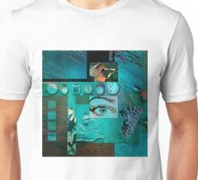 The Memory of Clocks Unisex T-Shirt