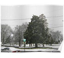 Feb. 19 2012 Snowstorm 7 Poster