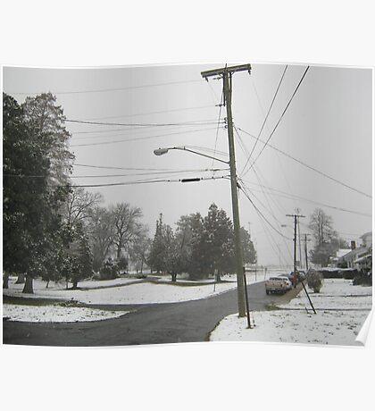 Feb. 19 2012 Snowstorm 8 Poster