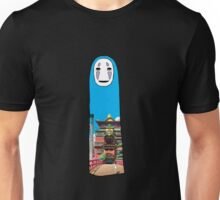 no face 4 Unisex T-Shirt