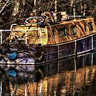 The Narrowboat by Dean Messenger