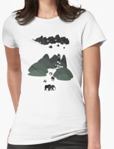 The Doctor's Ark Womens T-Shirt