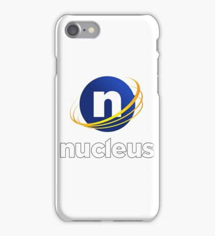 Nucleus by Hooli iPhone Case/Skin