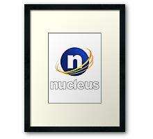 Nucleus by Hooli Framed Print