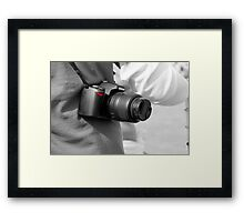 Photog Framed Print