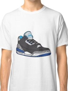 Shoes Blue Grey (Kicks) Classic T-Shirt