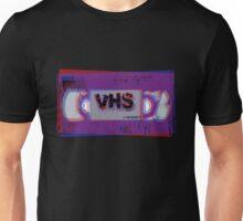 3D VHS Unisex T-Shirt
