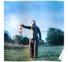 Errant Equus Poster