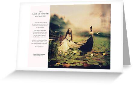 02 2012 Lady of Shalott by gingerkelly