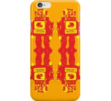 Robot Robot iPhone Case/Skin
