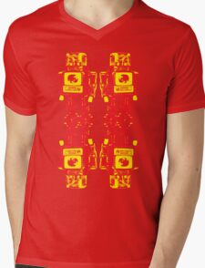 Robot Robot Mens V-Neck T-Shirt
