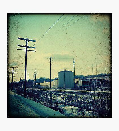 City utopia 6 Photographic Print