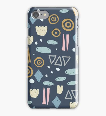 """Fun Abstract """"Good Day"""" iPhone Case/Skin"""