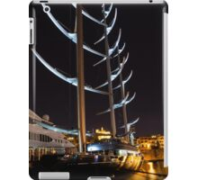 She is So Special - the Luxurious Maltese Falcon Superyacht iPad Case/Skin