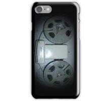 Reel2Reel phone case iPhone Case/Skin