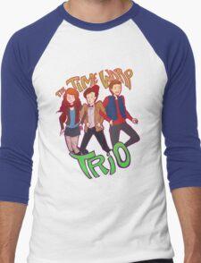 Time VWORP Trio Men's Baseball ¾ T-Shirt