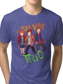 Time VWORP Trio Tri-blend T-Shirt