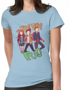 Time VWORP Trio Womens Fitted T-Shirt
