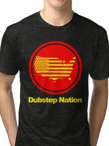 Dubstep Nation pt. II  Tri-blend T-Shirt