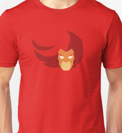 Lion-O Minimalistic Design Unisex T-Shirt