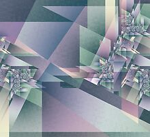 Abstract II by Jaclyn Hughes