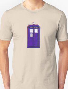 3D Tardis T-Shirt