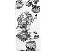 The Spade Queen (iphone case art) iPhone Case/Skin