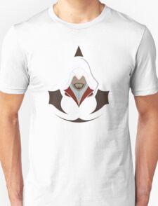 Ezio Auditore da Firenze Minimalistic Design T-Shirt