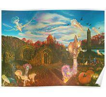 """Autumn Enlightenment"" Poster"