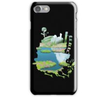Howl's moving castle 2 iPhone Case/Skin