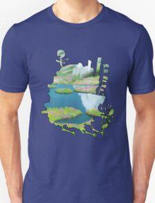 Howl's moving castle 2 Unisex T-Shirt