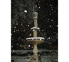 Feb. 19 2012 Snowstorm 54 Photographic Print