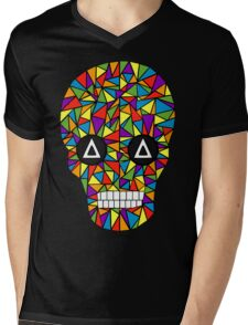 It's day of the dead and I'm Indiana Jones here Mens V-Neck T-Shirt