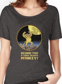 A Three headed Monkey! Women's Relaxed Fit T-Shirt
