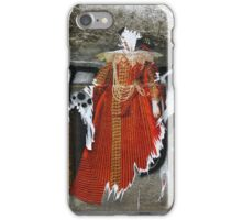 Paper Queen iPhone Case/Skin