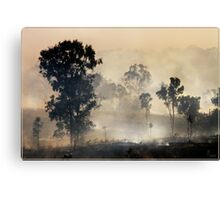 The Burnoff 3 Canvas Print