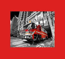 Boston Fire Truck  Unisex T-Shirt