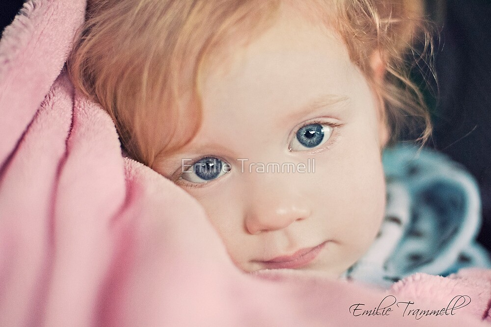Little Miss Snuggles by Emilie Trammell