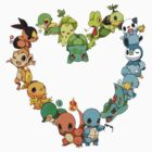 Pokemon Heart  by notallie