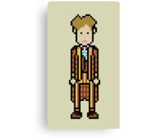 Sixth Doctor Canvas Print