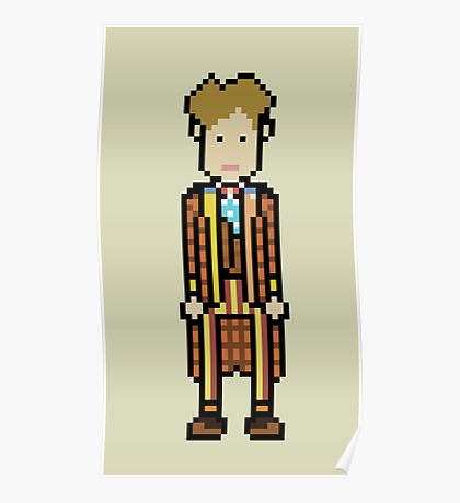 Sixth Doctor Poster