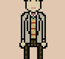 Seventh Doctor by willboes